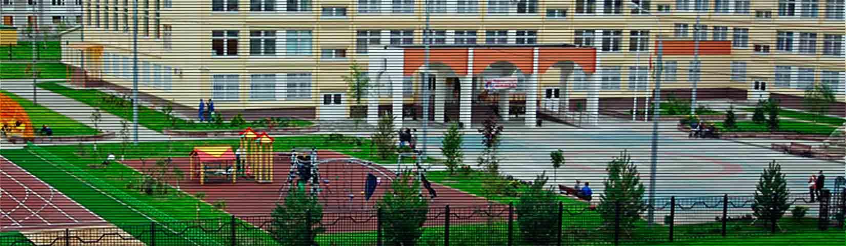 Установка видеонаблюдения в школе